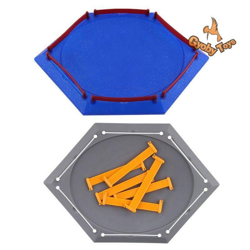 Beyblade Arena Stadium Battle For Spinning Top Toy GYOBY® TOYS