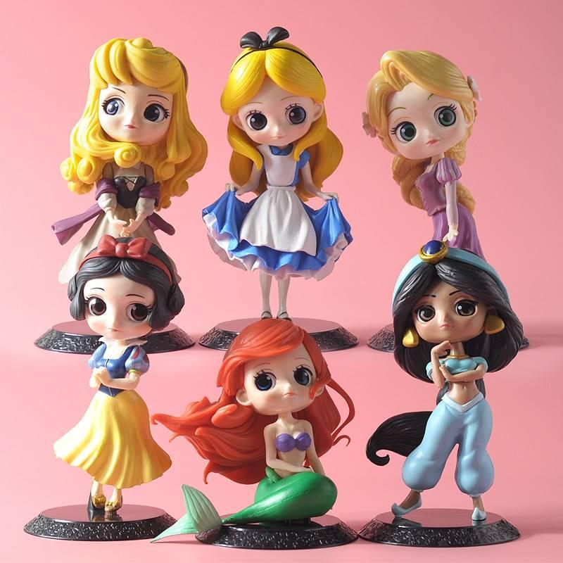 Pocket Disney Princess Dolls Toy for Kids GYOBY® TOYS